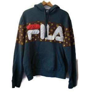 🌟HP🌟UO X Fila Sweater